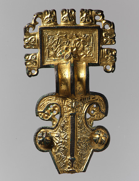 Great Square Headed Brooch