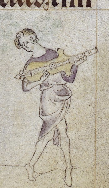 London, MS Royal 2 B VII, f.189